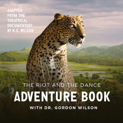 Riot and the Dance Adventure Book