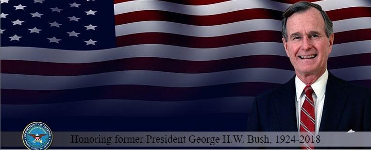 George HW Bush Honor