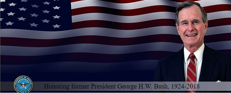 George HW Bush Honor